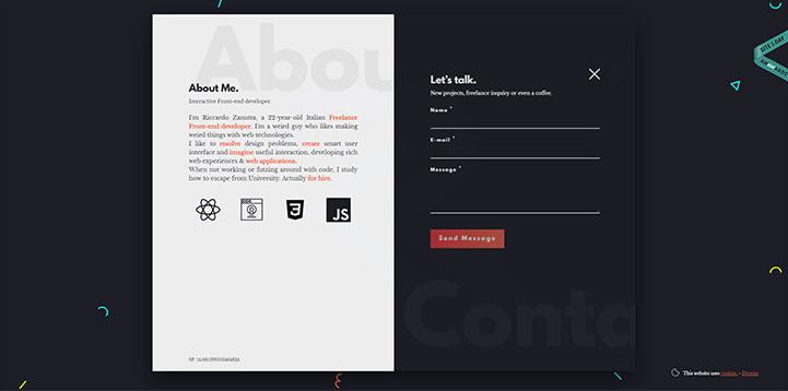 如何将联系我们页面设计完美_联系我们页面设计不简单
