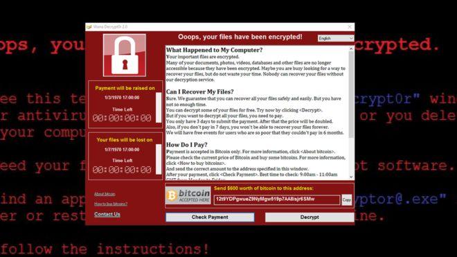 全球爆发电脑勒索病毒网站服务器如何防范?